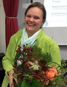 Christine Weidenauer verlässt den Vorstand nach vier Jahren.