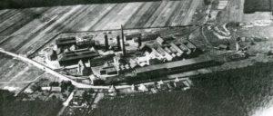 Die Chemische Fabrik Neuschloß 1926.