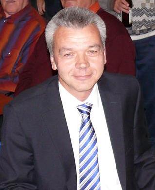 Bürgermeister Gottfried Störmer.